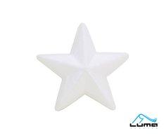 Polystyren - Hvězda 150mm LUMA