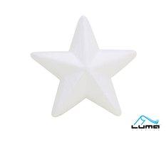 Polystyren - Hvězda 200mm LUMA