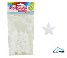 Polystyren - Hvězda  35mm LUMA