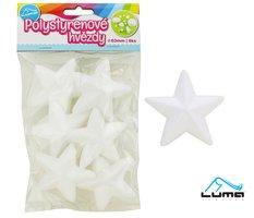 Polystyren - Hvězda  63mm LUMA
