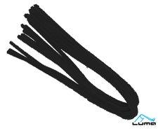 Drátek žinylka 500 x 8mm 10ks - černý LUMA