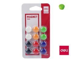Magnet 15mm 12ks DELI E7823