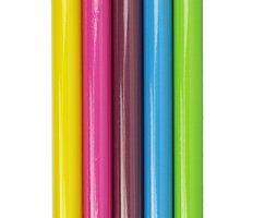 Balící papír  role 2m x 70cm, jednobarevný mix 113355
