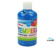 Barvy temperové LUMA 250ml modrá světle