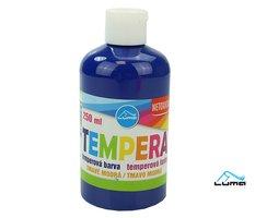 Barvy temperové LUMA 250ml modrá tmavě
