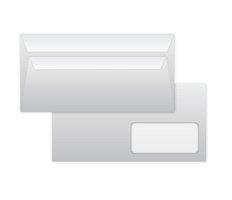 Obálka dopisní DLO samolepící s okýnkem á 50ks