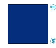 Papír barevný 50 x 70cm modrý tmavě
