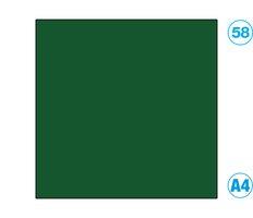 Papír A4 barevný zelený tmavě
