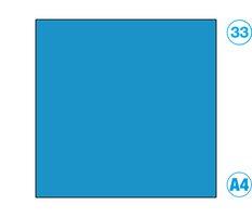Papír A4 barevný modrý