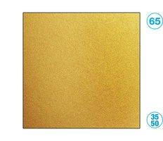 Papír barevný 35 x 50cm zlatý