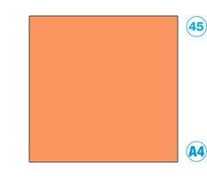 Papír A4 barevný lososová