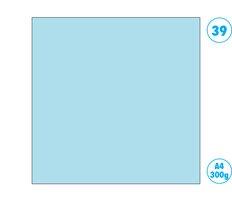 Papír A4 barevný modrý ledově