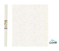 Papír krepový bílý LUMA