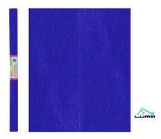 Papír krepový modrý tmavě LUMA