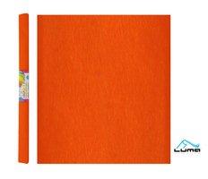 Papír krepový oranžový LUMA