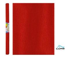 Papír krepový červený LUMA