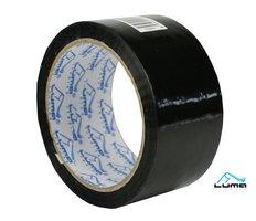 Lepící páska 48mm x 66m černá LUMA