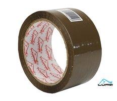 Lepící páska hnědá 48mm x 66m x 43mic LUMA