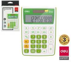 Kalkulačka DELI E1238 zelená