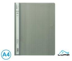 Rychlovazač A4 PP LUMA, šedý