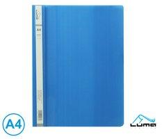 Rychlovazač A4 PP LUMA, modrý