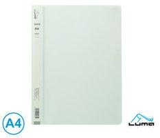 Rychlovazač A4 PP LUMA, bílý