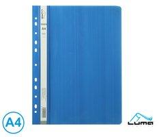 Rychlovazač A4 PP euro LUMA, modrý