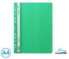 Rychlovazač A4 PP euro LUMA, zelený
