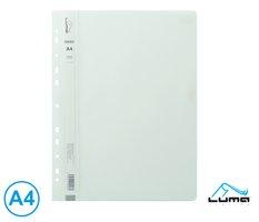 Rychlovazač A4 PP euro LUMA, bílý
