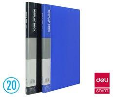 Katalogová kniha 20l DELI E38145