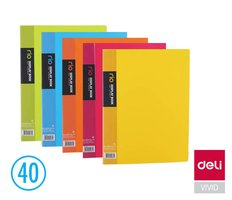 Katalogová kniha 40l RIO DELI E5034