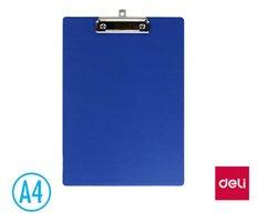 Podložka psací s klipem A4 DELI E38153A modrá