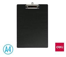 Podložka psací s klipem A4 DELI E38153B černá