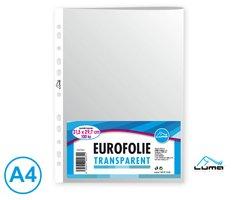 Eurofolie A4 - transparentní