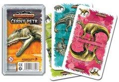 """Karty ČERNÝ PETR  """"Prehistoric"""""""