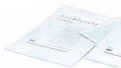 Papír milimetrový A4 blok