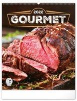 Kalendář nástěnný Gourmet 2022,48x64cm PGN28928-L