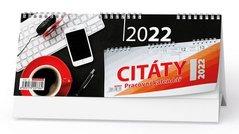Kalendář stolní - Citáty I. BSB1-22