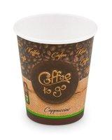 Kelímek papírový Coffee to go 280ml  50ks  76628