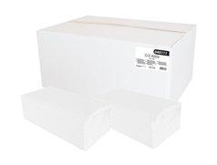 Ručník Z-Z (bílý) 2vrst./24x21cm/200ks/20bl celulóza (040111)