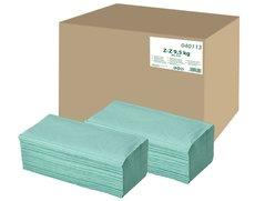 Ručník Z-Z (zelený) B 1vrst./38g/25x23cm/210ks/20bl (040113)