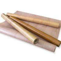 Úklidový papír, 10m, voskovaný dřevo, role