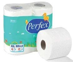 Toal.pap. BONI Perfex PLUS 2vrst. (bílý) 150út./4ks/96 (050204)