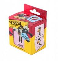 Ovečka Shaun Na prázdninách - pexeso s výukou angličtiny, 36 kartiček v krabičce