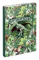 BAAGL Desky na školní sešity A4 Dinosaurus