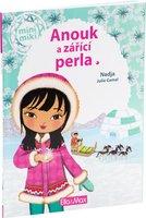 Anouk a zářicí perla - kniha