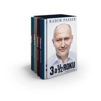 Kompletní série 3 a 1/2 roku – dárkový box