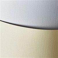 Papír ozdobný Galeria Papieru A4/230g/20ks/1bal PLÁTNO bílá