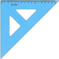 Trojúhelník 45/177 modrý