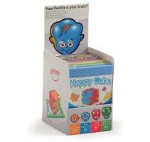 Hlavolamy - 12 ks mix různých barev a obtížností              06001*box12
